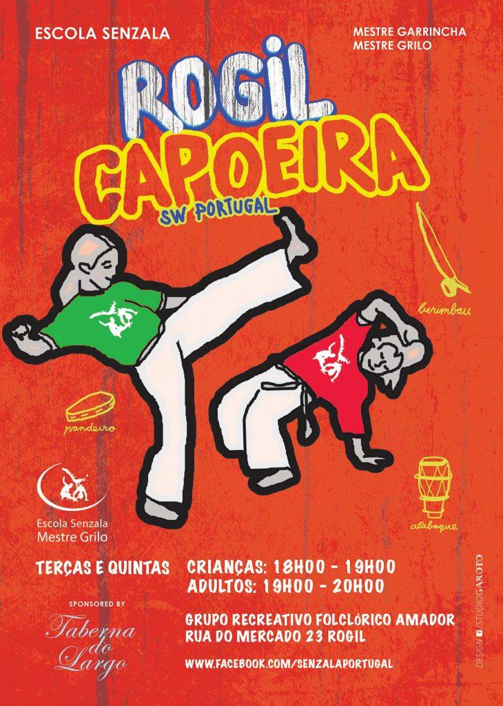 grilo capoeira aljezur portugal