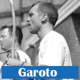 Grilo capoeira voorschoten sport kinderen Garoto