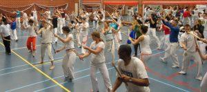 Capoeira event amsterdam senzala