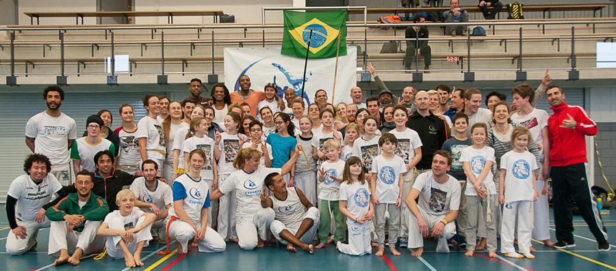 grilo capoeira amsterdam leiden