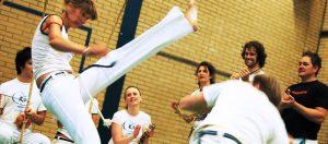 capoeira muziek dans leiden amsterdam