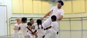 capoeira zoetermeer muziek dans kinderen