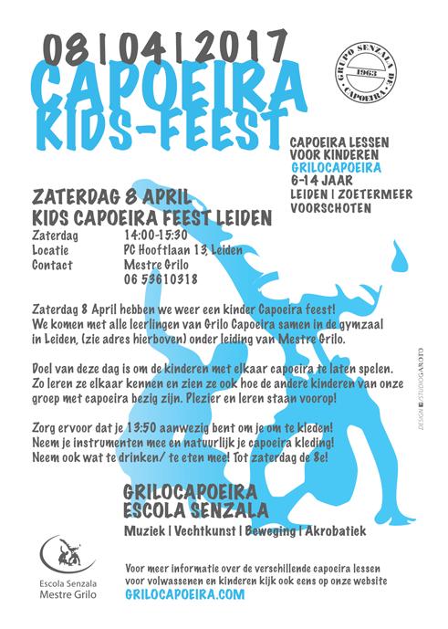 capoeira for kids leiden voorschoten amsterdam