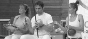 Capoeira Teachers Quase Segredo Vassourinha