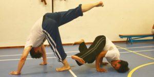 Capoeira in amsterdam leiden met grilo les