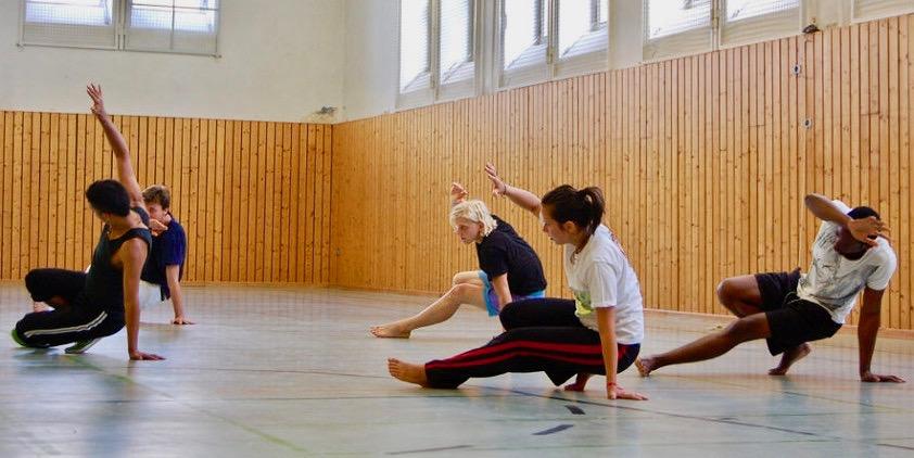 grilo capoeira bremen los andes - neustadt