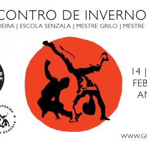 Capoeira winter meeting Amsterdam 2019