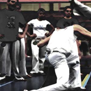 Grilo Capoeira – Workshop Leiden 2016