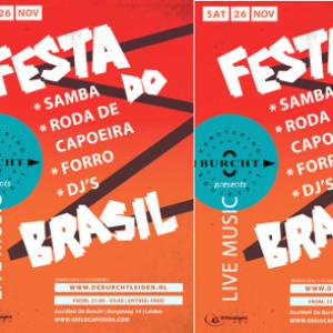 Festa do Brasil: De Burcht Leiden