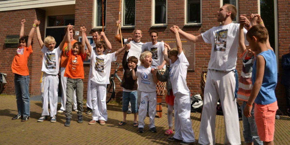 Capoeirales Voorschoten