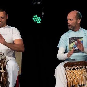 Capoeira demonstratie bij Leiderdorpse Sportprijzen 2018