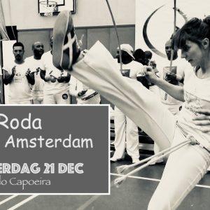 Open Roda Amsterdam de Pijp