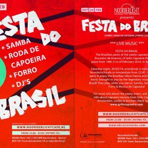 Festa do Brasil Amsterdam 2016