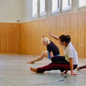 Beginnerslessen capoeira Amsterdam!