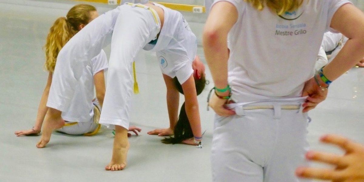 Capoeira-Unterricht in Bremen