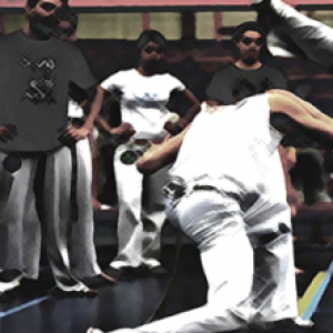 Grilo Capoeira – Workshop Leiden 2016