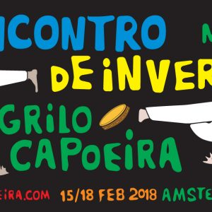 Capoeira winter meeting Amsterdam 2018