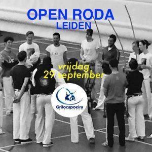 Open Roda Leiden –  September 29th 2017