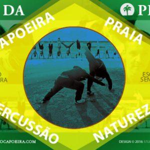 Primavera workshop Terschelling 2016 – Grilo Capoeira