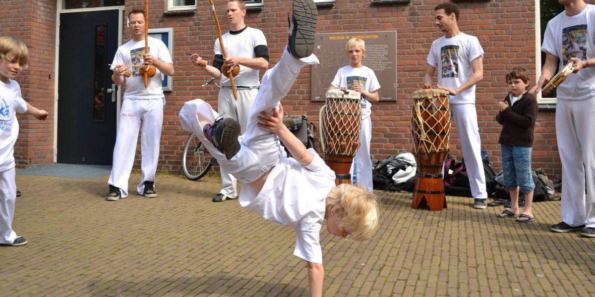 Capoeira workshop