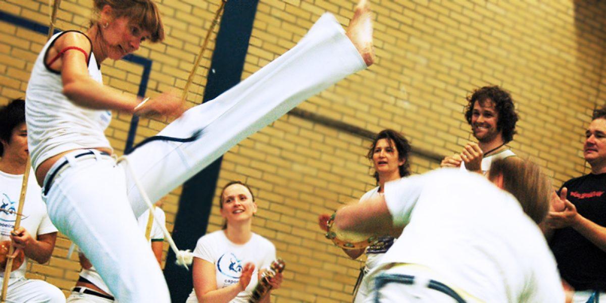 Capoeirales Leiden
