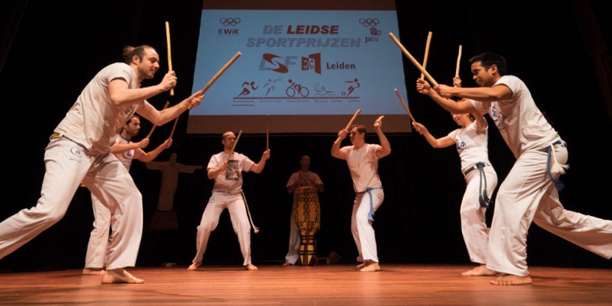 Capoeira demonstratie