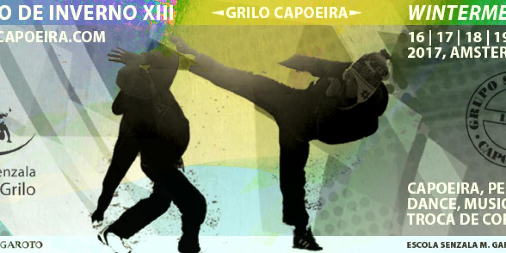 Capoeira Winter Meeting Amsterdam – Encontro de Inverno 2017