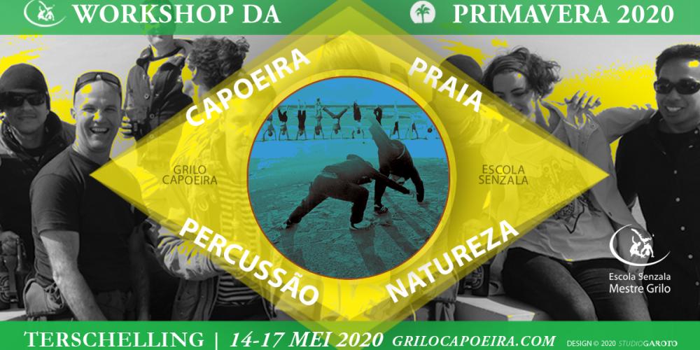 Primavera workshop Terschelling 2020 – Grilo Capoeira